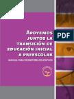 Manual Apoyemos Juntos 2011