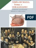 T-1 (DR. QUIÑONES) GENERALIDADES