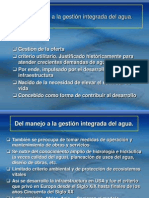 2. Del Manejo a La Gestion Del Agua