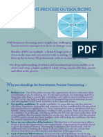 Recruitment Process Outsourcing - Right Step Consulting