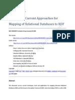 Keval Gr 7 RDB2RDF_SurveyReport
