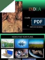 Shivani 5year Plan