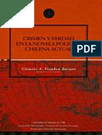 Crimen y Verdad en La Novela Policial Actual - Clemens Franken