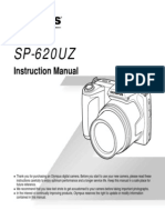 Manual Sp620uz