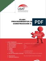 PROCEDIMIENTOS DE CONSTRUCCIÓN II - GA