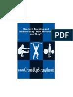 Strength Hypertrophy GUSbook