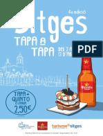 Guia Sitges Tapa a Tapa 2014