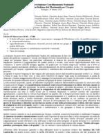 Report Riunione Coord. Naz. Bologna 29-03-14