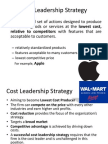 Cost Leadership Strategy Final