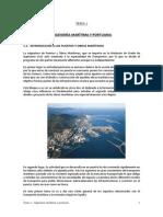 Tema 1.- Ingenieria Maritima y Portuaria