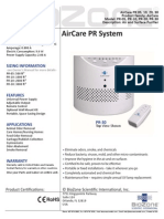 AirCare PR Spec Sheet1