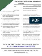 UWM SA Constitutional Referendum Fact Sheet