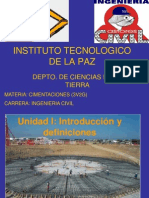 Unidad I Introduccion y Definiciones