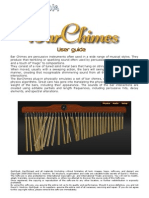 BarChimes User Guide