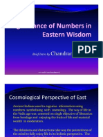 Significance of Numbers in Eastern Wisdom