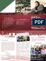 SZIE GTK Vidékfejlesztési agármérnöki MA (mesterszak)