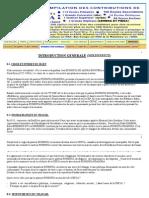 INTRODUCTION GENERALE Project de Compilation Des Différentes Contributions de Défunt Rév. Jean Ruhigita NDAGORA