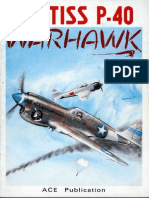 (1993) Curtiss P-40 Warhawk