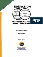 ReglamentoOficialKIN-BALL FIKB 12111