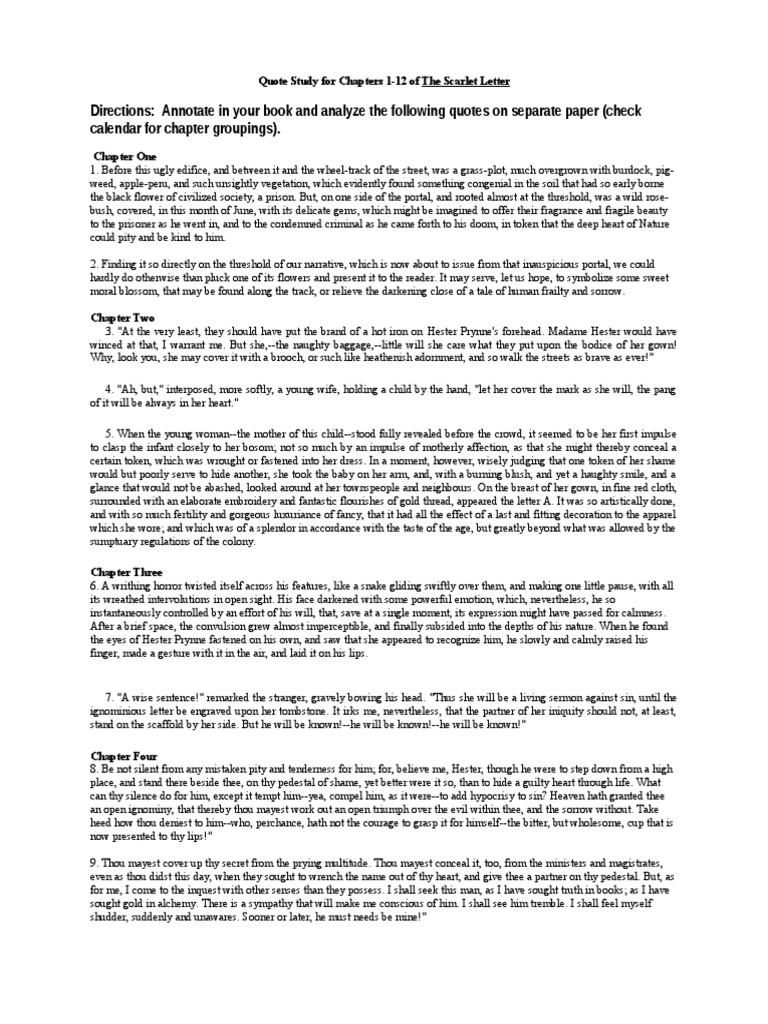 The scarlet letter quotes the scarlet letter penance biocorpaavc Choice Image