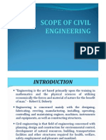 1.Intro of Civil Engg