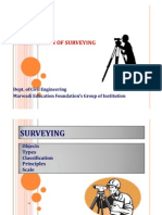 2.Introduction of Surveying