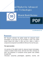 The Global Market for Advanced Airport Technologies