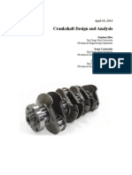 Crankshaft Report