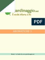 Aromatiche 3