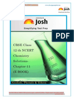 Cbse Class 12th Ncert Chemistry Solutions-chapter-11 e Book