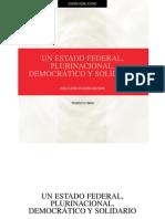 IU - Modelo de Estado Federal 1998