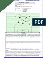 Principios Tácticos de Ataque en Fútbol