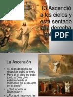 13. Ascensión