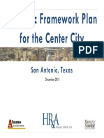 Strategic Framework Plan for the Center City