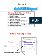 Lecture 5 IBM Planning and Controlling 2010