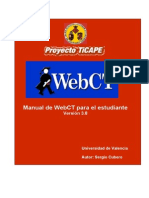 Manual Usuario WebCT