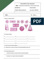 Ficha formativa sólidos geométricos 5