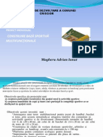 Proiect Dezvoltare PPT