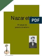 Nazareth - 55 Partes de Piano