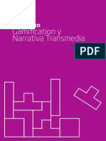 Master en Gamification y Narrativa Transmedia