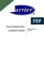 B2B Carrier AC