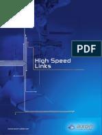 Axon Spacewires High-speed-links