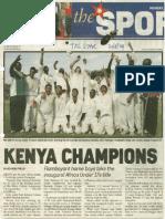 Kenya Champions