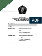 Manual Mutu Publik Berbasis ISO