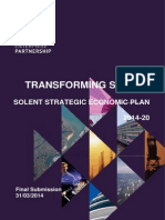 Solent Strategic Economic Plan