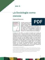Anexo Lectura 1 La Sociología como ciencia