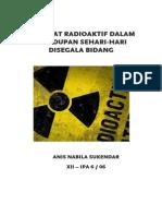 Radioaktif