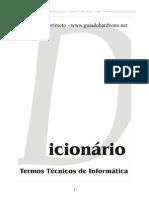Dicionario de termos tecnicos informáticos