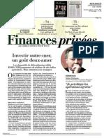 Challenges Investir en Outre Mer Inter Invest