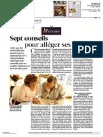 Inter Invest Le Figaro les astuces pour réduire ses impots
